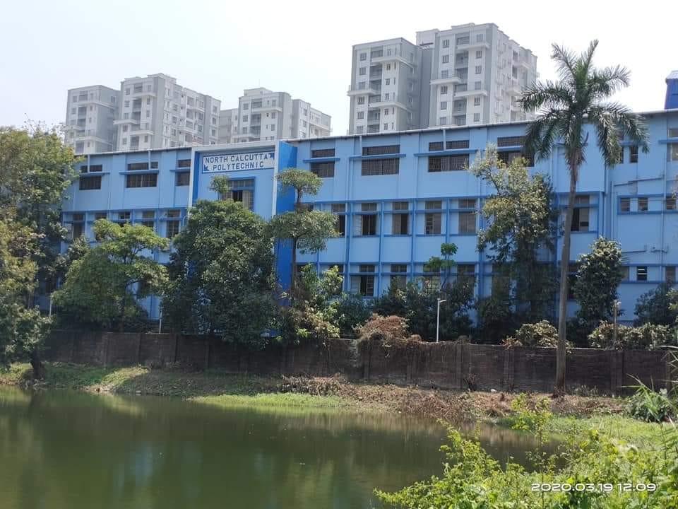 North Calcutta Polytechnic College Main Building